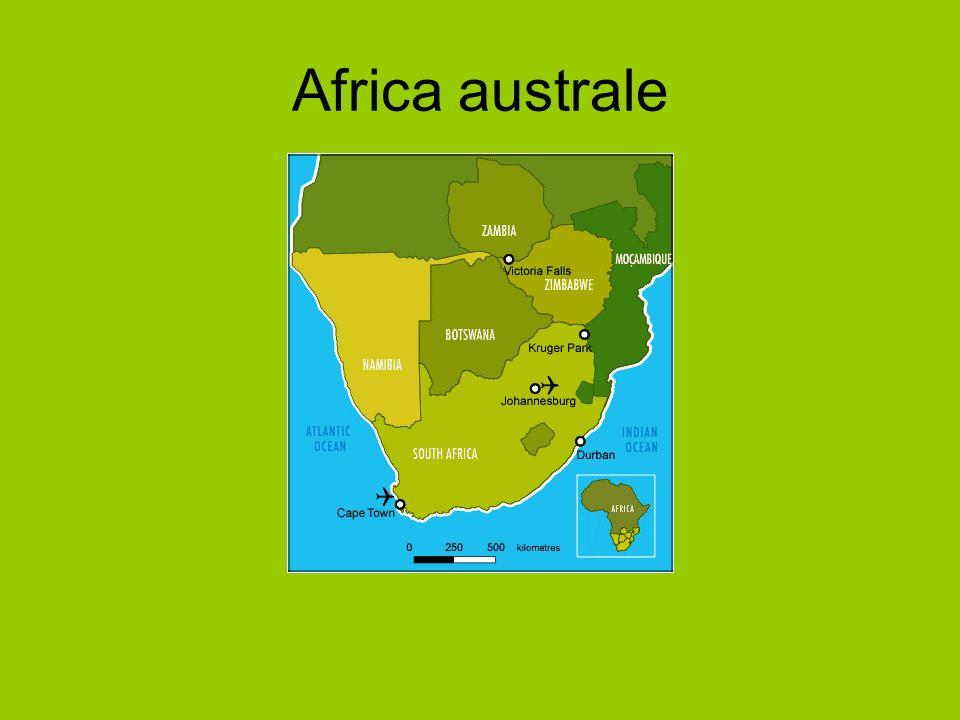 1979 Aprile - elezioni del Parlamento birazziale, secondo la nuova costituzione (il potere resta ai bianchi) 1979 Novembre - il parlamento vota il ritorno nel Commonwelth, come Rhodesia del sud 1980 Febbraio – vittoria di Mugabe, leader dellUnione nazionale africana dello Zimbabwe; nasce un governo multirazziale a maggioranza nera 1980 18 aprile - nasce la Repubblica dello Zimbabwe