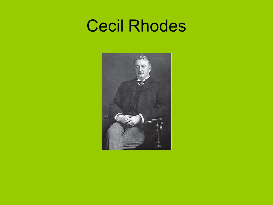 The Rhodes Colossus