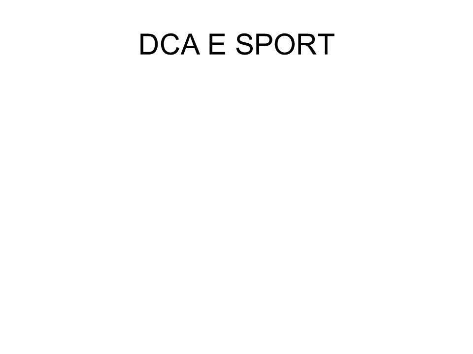 DCA E SPORT