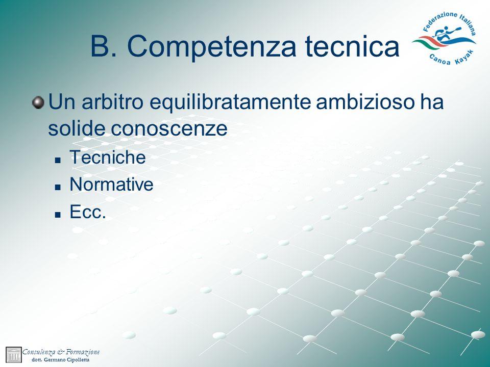 Consulenza & Formazione dott.Germano Cipolletta B.