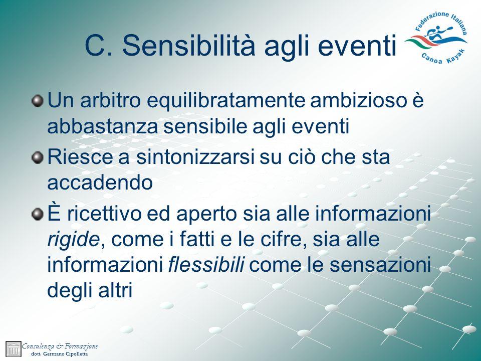 Consulenza & Formazione dott.Germano Cipolletta C.