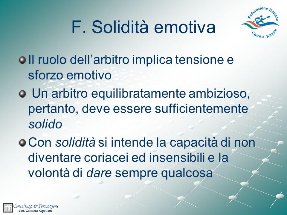 Consulenza & Formazione dott.Germano Cipolletta F.
