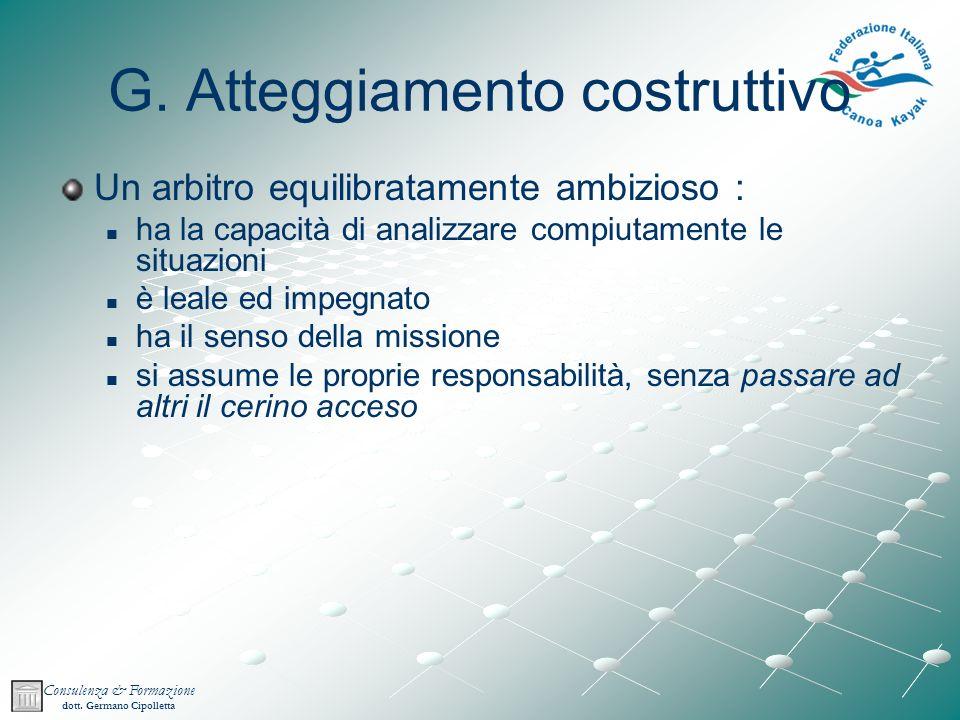 Consulenza & Formazione dott.Germano Cipolletta G.