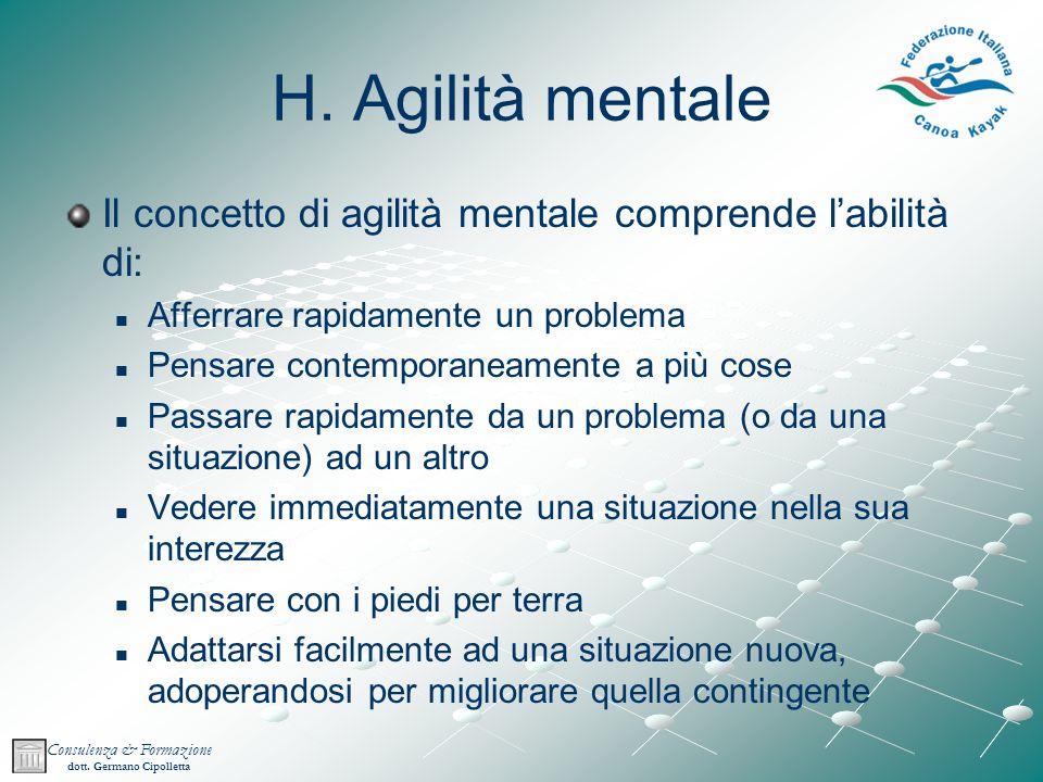 Consulenza & Formazione dott.Germano Cipolletta H.