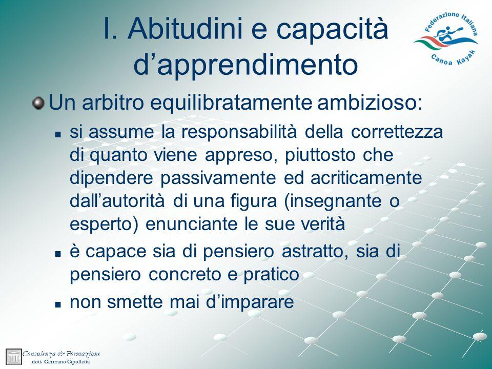 Consulenza & Formazione dott.Germano Cipolletta I.