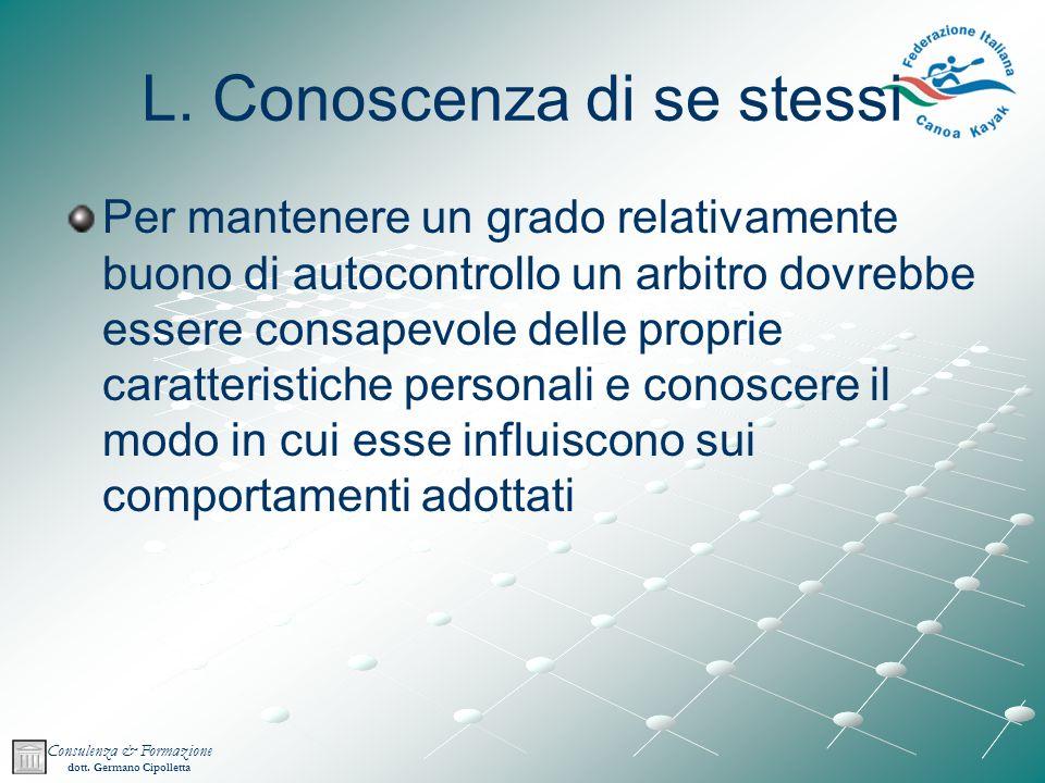 Consulenza & Formazione dott.Germano Cipolletta L.