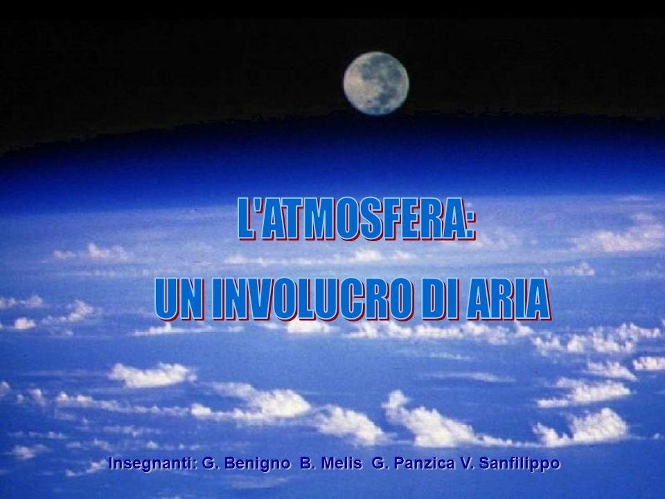Insegnanti: G. Benigno B. Melis G. Panzica V. Sanfilippo
