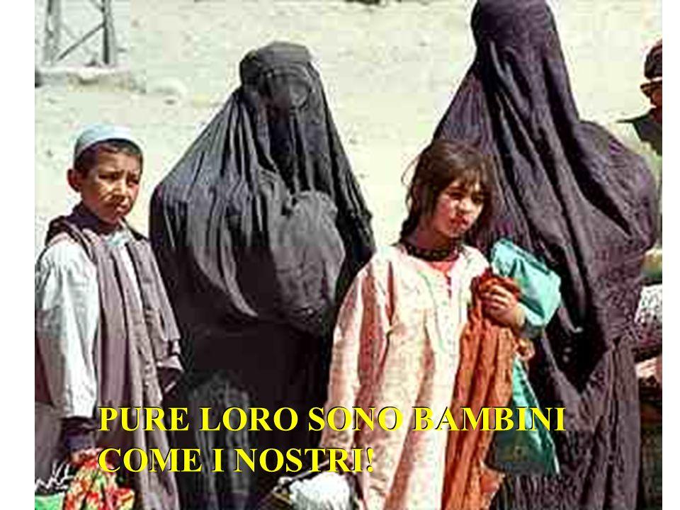 ESISTONO MOLTI PIU INNOCENTI CHE COLPEVOLI IN IRAQ....
