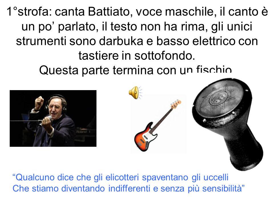 Nel ritornello Carmen Consoli canta in francese; probabilmente cè la sua seconda voce registrata unottava sotto e chitarra elettrica. Marie a dèjà oub