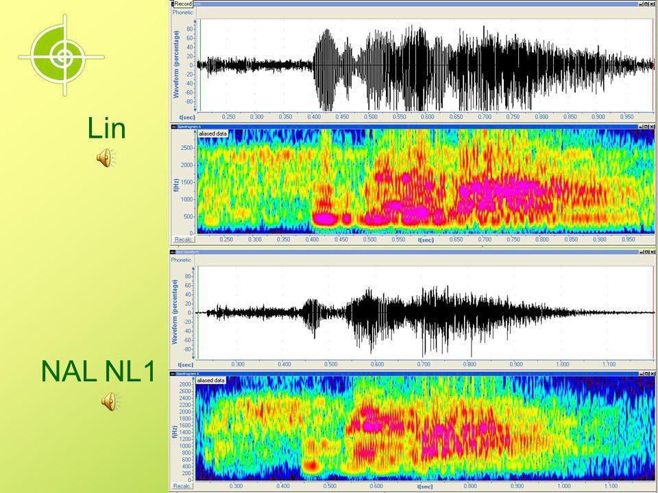 Audiometria vocale con APA non lineare DSL I/O