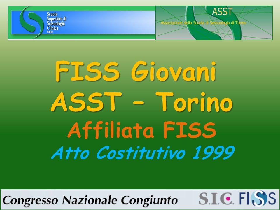 FISS Giovani ASST – Torino Affiliata FISS Atto Costitutivo 1999