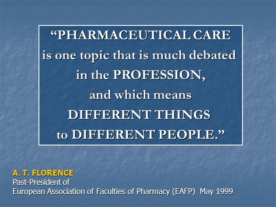 Medico autorizzato a dispensare i farmaci Farmacista autorizzato a prescrivere i farmaci