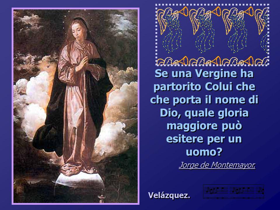 Se una Vergine ha partorito Colui che che porta il nome di Dio, quale gloria maggiore può esitere per un uomo.