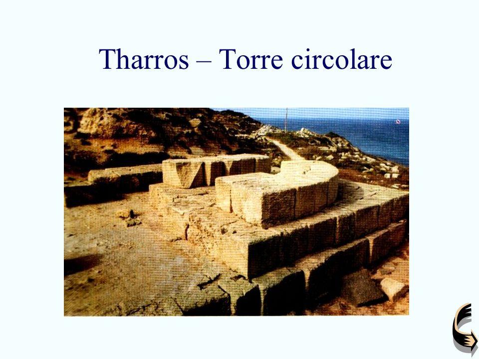 Tharros – Torre circolare