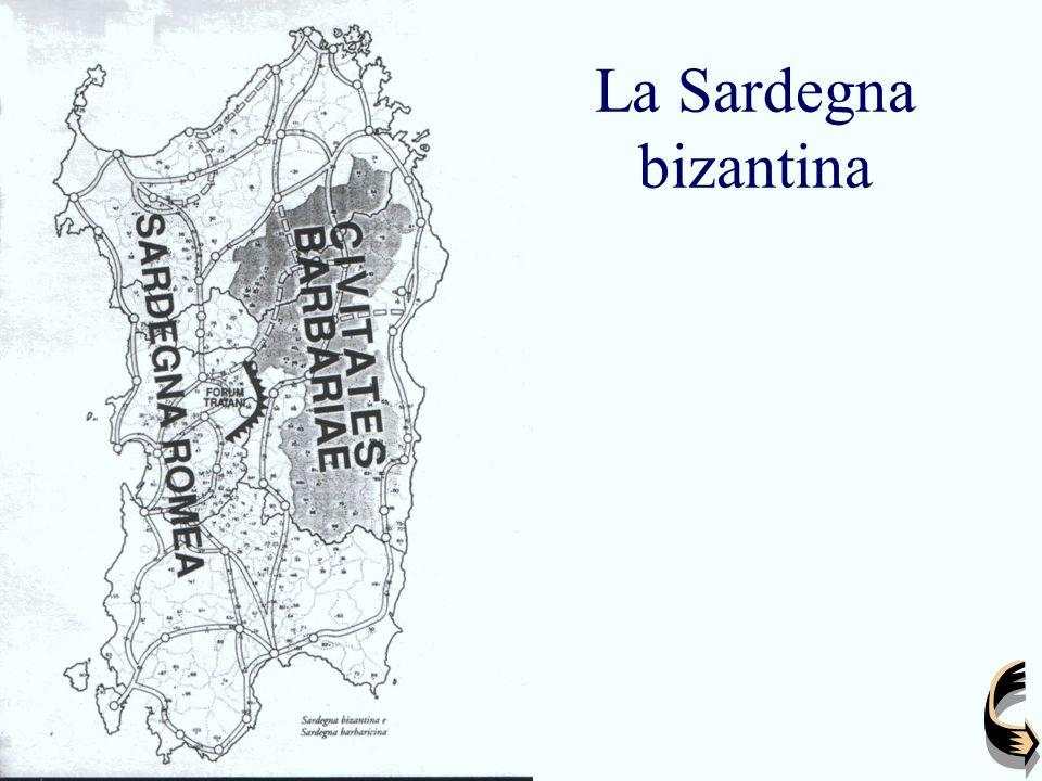 La Sardegna bizantina
