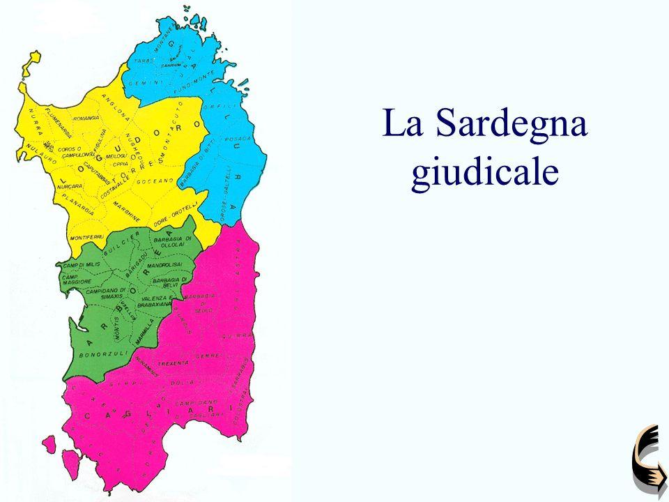 La Sardegna giudicale