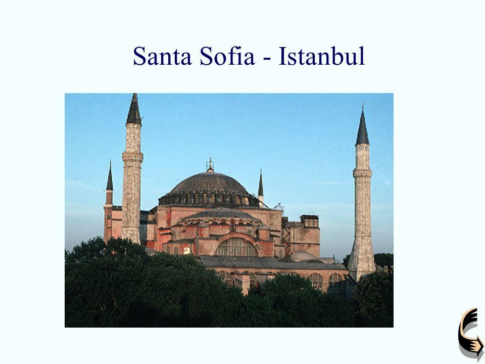 Santa Sofia - Istanbul