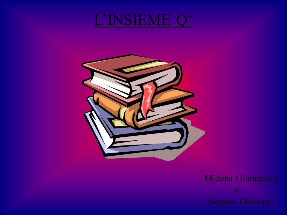 LINSIEME Q + Midena Gianmarco e Segatto Giacomo