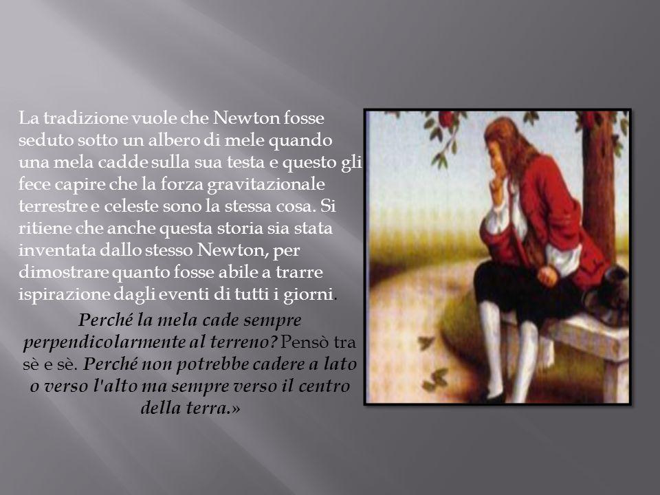 Citato anche come Isacco Newton, è considerato da molti una delle più grandi menti di tutti i tempi.