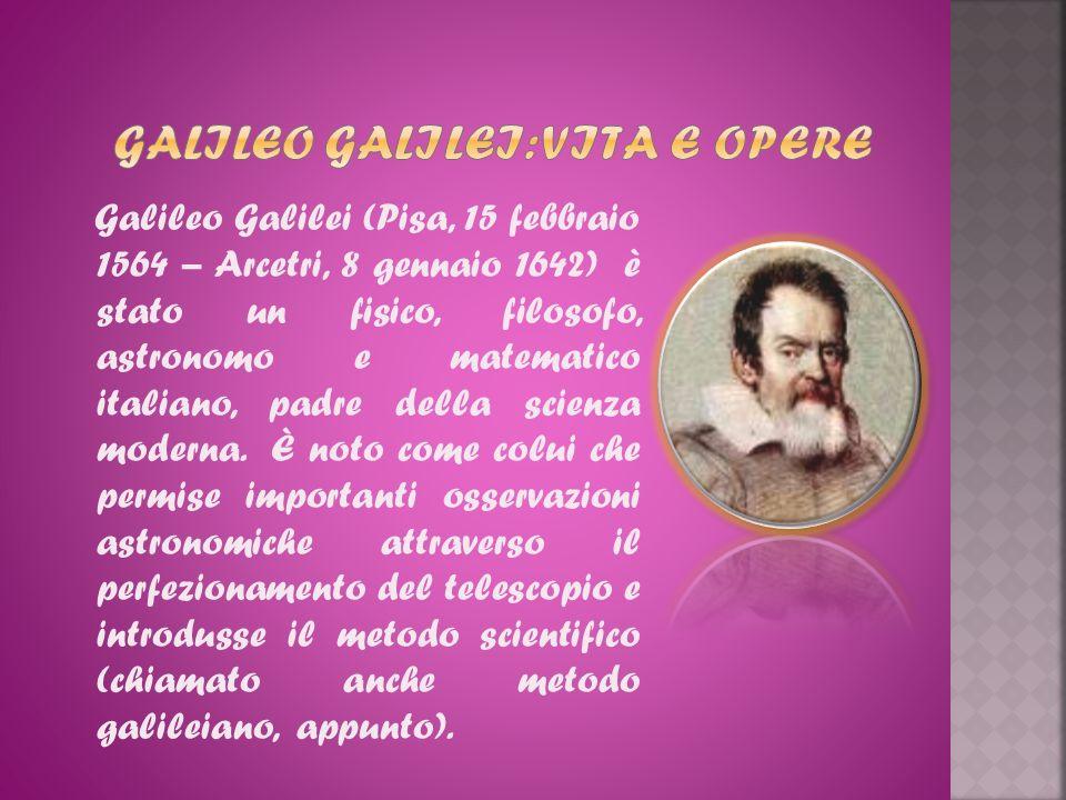Iscritto a medicina alluniversità di Pisa, fu subito attratto dalla matematica e dalla fisica, infatti quattro anni dopo lasciò gli studi per approfondire i suoi nuovi interessi scientifici.