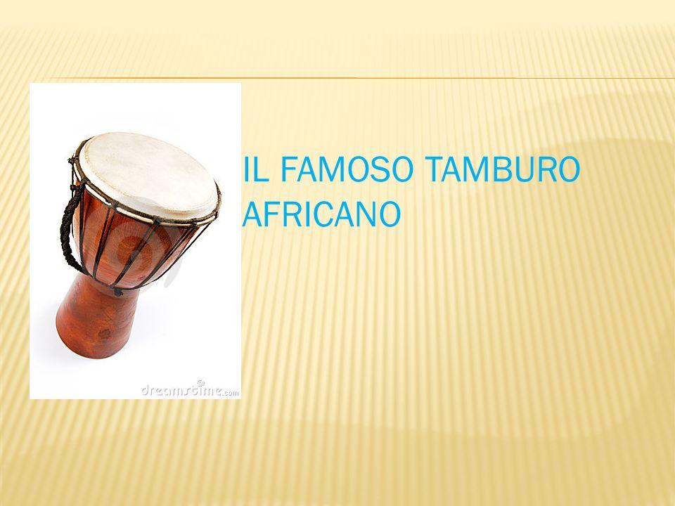 GUEM uno dei piu noti percussionisti africani.