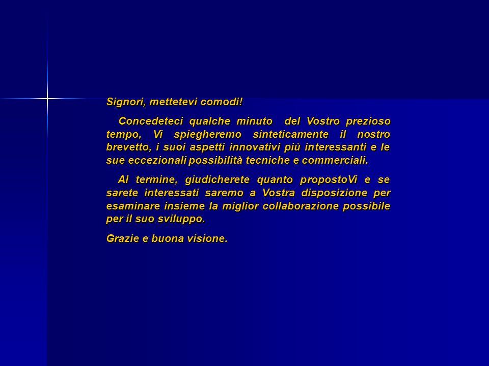 specialisti in brevetti di idee tecnologiche innovative e loro applicazioni.