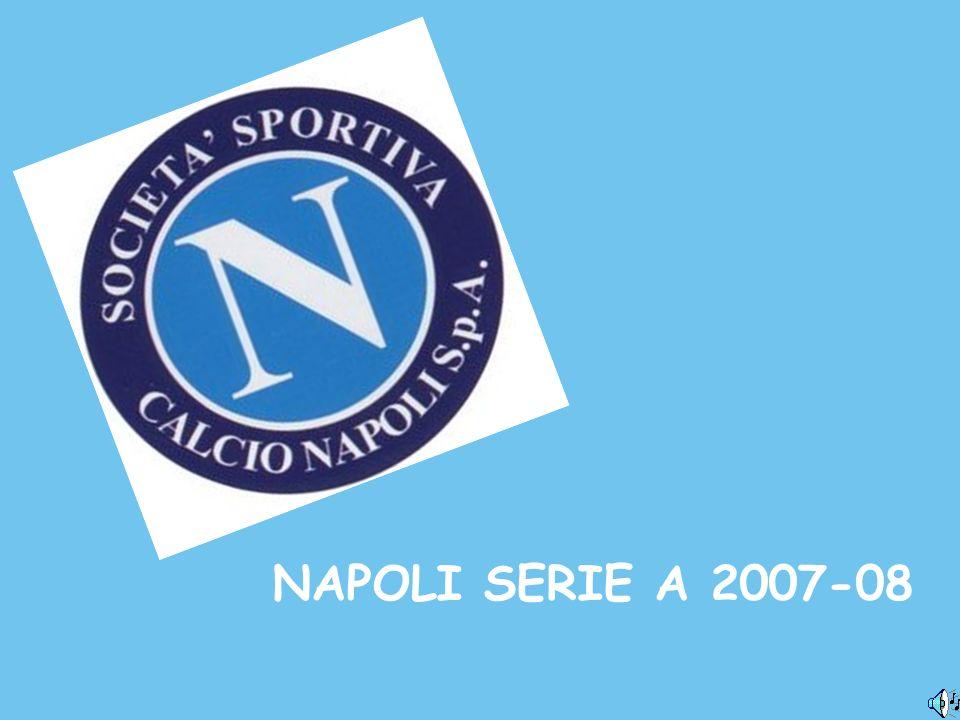 NAPOLI SERIE A 2007-08