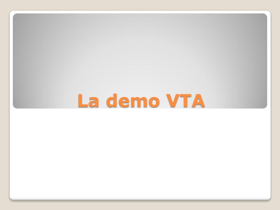 La demo VTA