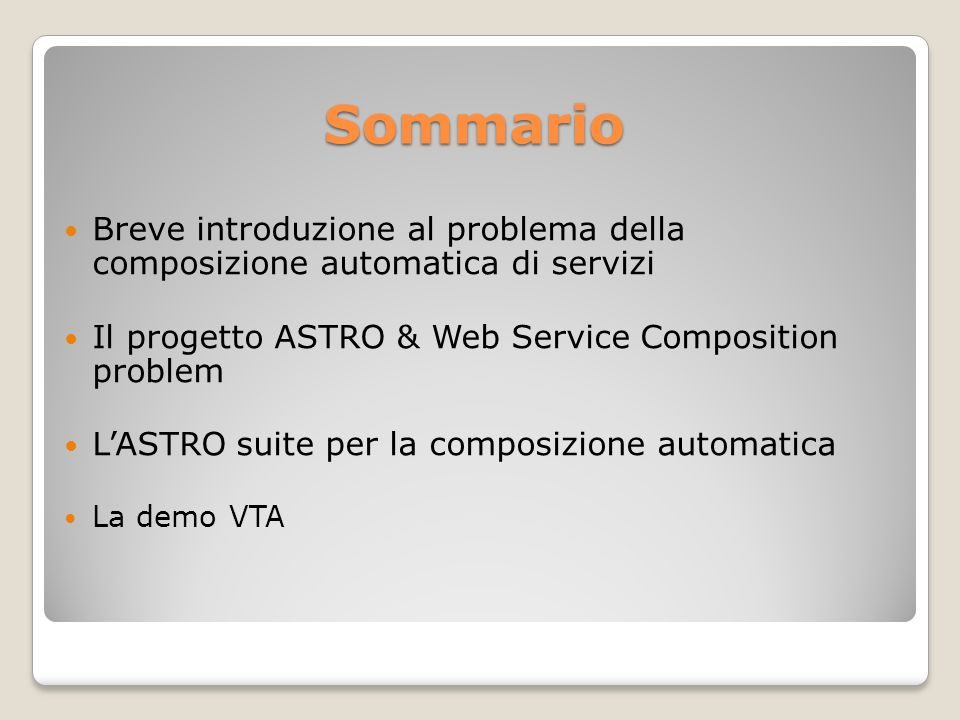 VTA Servizio VTA Corrispondenza tra STS e file BPEL VTA service isNotAvailable isAvailable offer nack ack