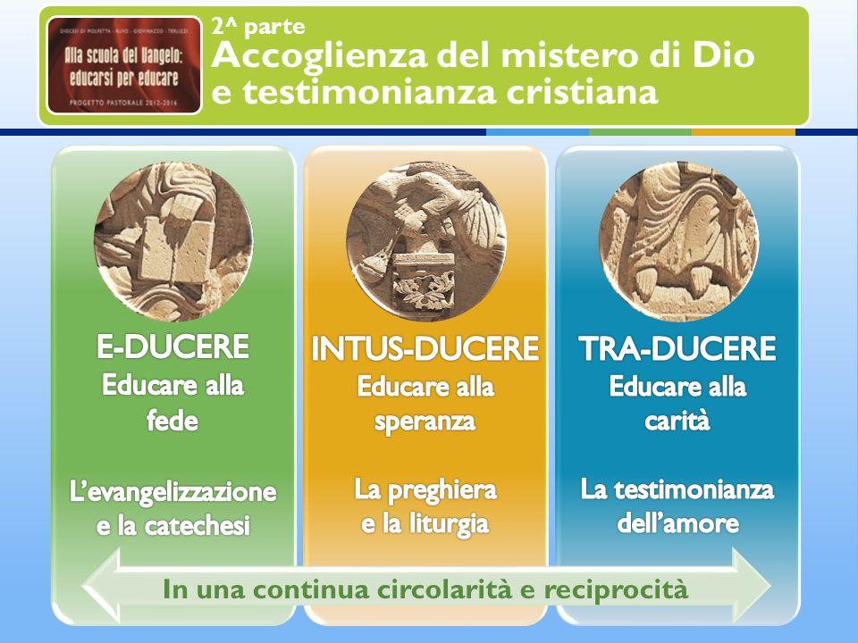 3^ parte Prospettive e obiettivi dellagire pastorale, nel segno del cum-ducere