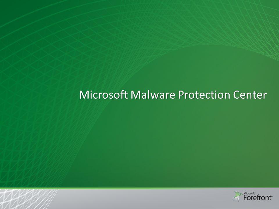 MMPC ProtectAdviseRespondEngage MMPC Collect & Detect 1.