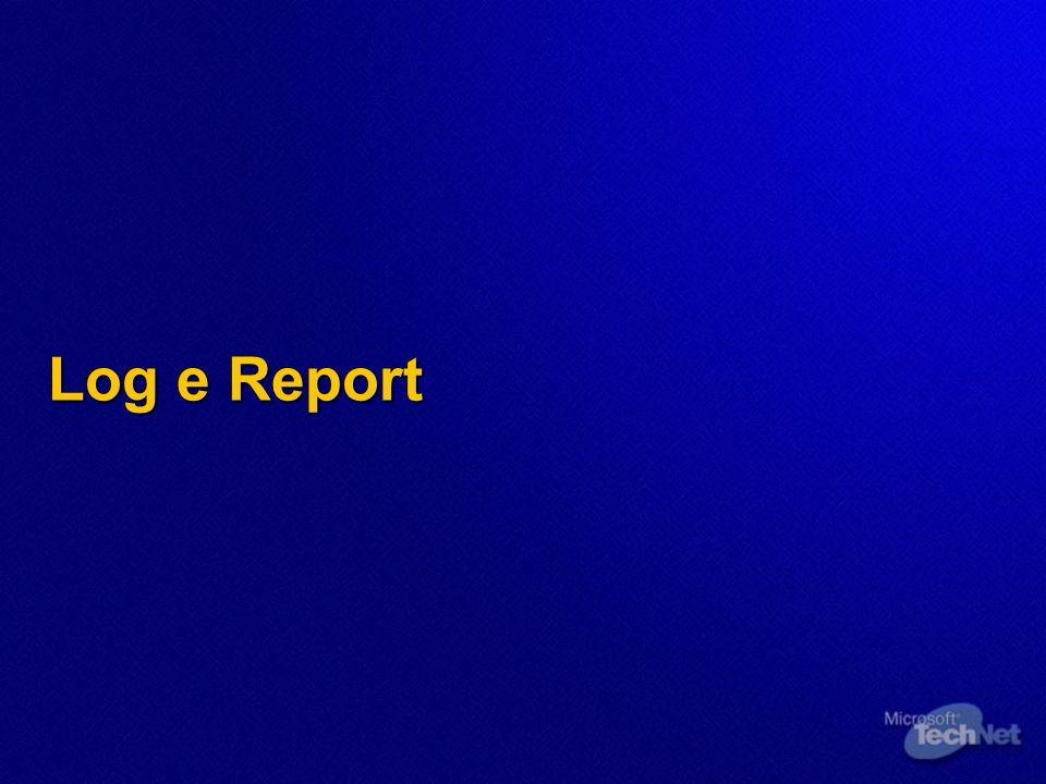 Log e Report