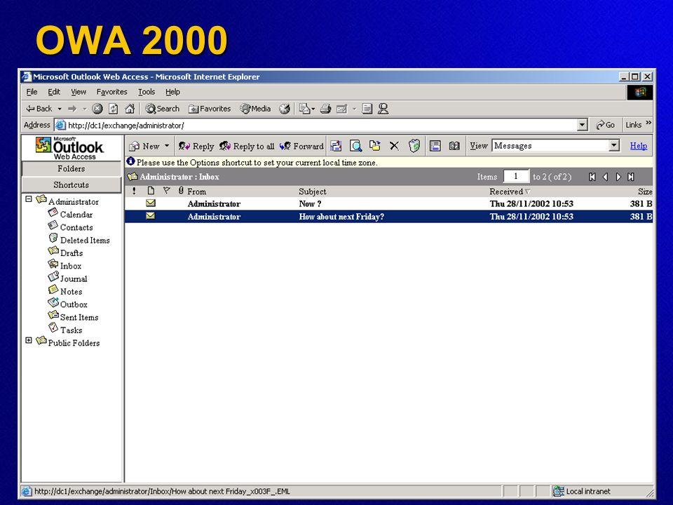 OWA 2000