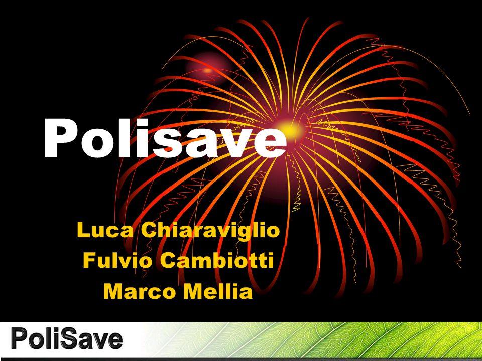 http://www.polisave.polito.it Diamo i numeri 534360 Euro/anno = 10248 Euro/settimana = 1464 Euro/giorno = 61 Euro/ora = 408 Kwatt/ora = X PC 136 watt/PC 52 week/year 7 day/week 24 hour/day 0.15 E/Kwatt X=3000 PC