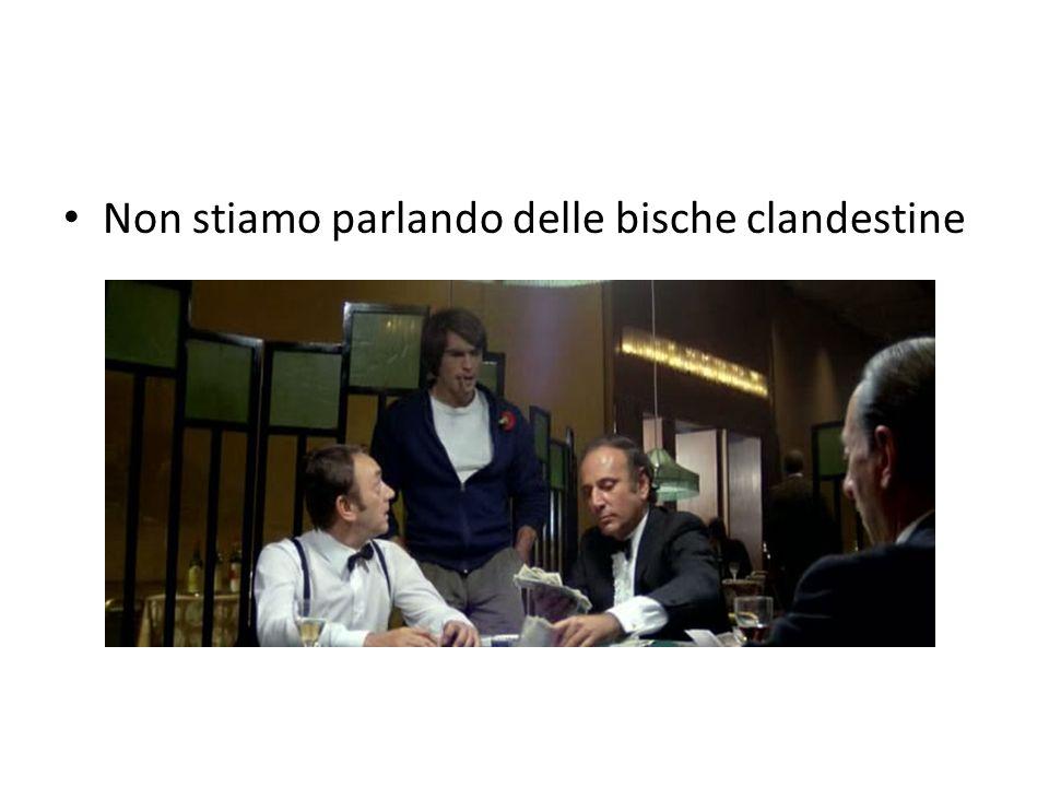 Non stiamo parlando del gioco dazzardo.Perche lo Stato italiano lo vieta....art.