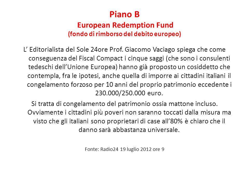 Sitografia http://it.wikipedia.org/wiki/Patto_di_bilancio_europeo http://www.byoblu.com/post/2012/12/10/Il-Fiscal-Compact-Trucchi-imbrogli-arbitri-e-illegalita.aspx http://www.libreidee.org/2013/01/fiscal-compact-ci-vogliono-morti-ora-la-sentenza-e-legge/ http://www.democraziavendesi.org/