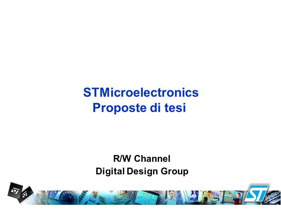ST Confidential 12 Strategie di Progettazione Self-Checking per la Sintesi di Circuiti Digitali Obiettivo : Individuare la migliore Strategia per la sintesi di circuiti sequenziali sincroni in grado di soddisfare i requisiti di Concurrent Error Detection (CED) Scenario : Lincremento della complessità (densità di integrazione), la miniaturizzazione dei processi tecnologici (VDSM), rendono i circuiti sempre più sensibili alla manifestazione di guasti (errori).