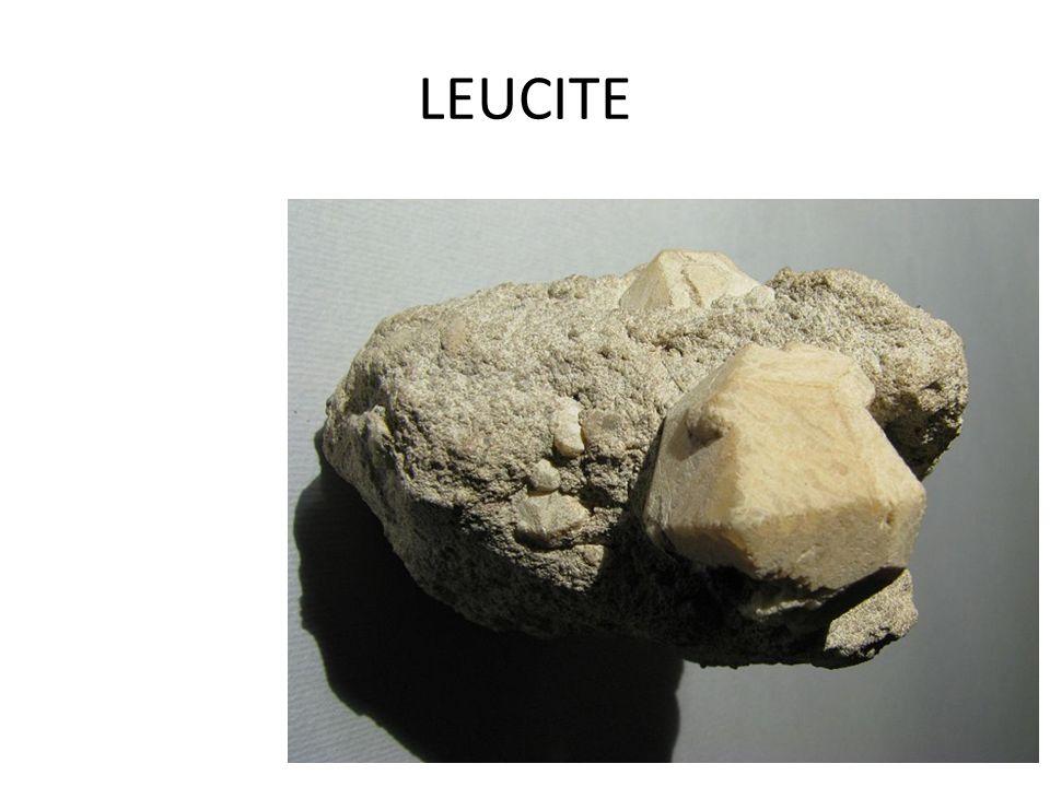 LEUCITE