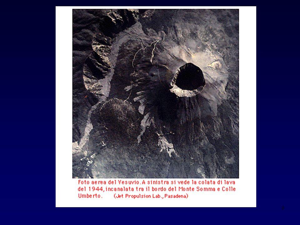 9 Eruzione del 79 Eruzione del 79 d.C.Il 24 agosto dellanno 79 d.C.
