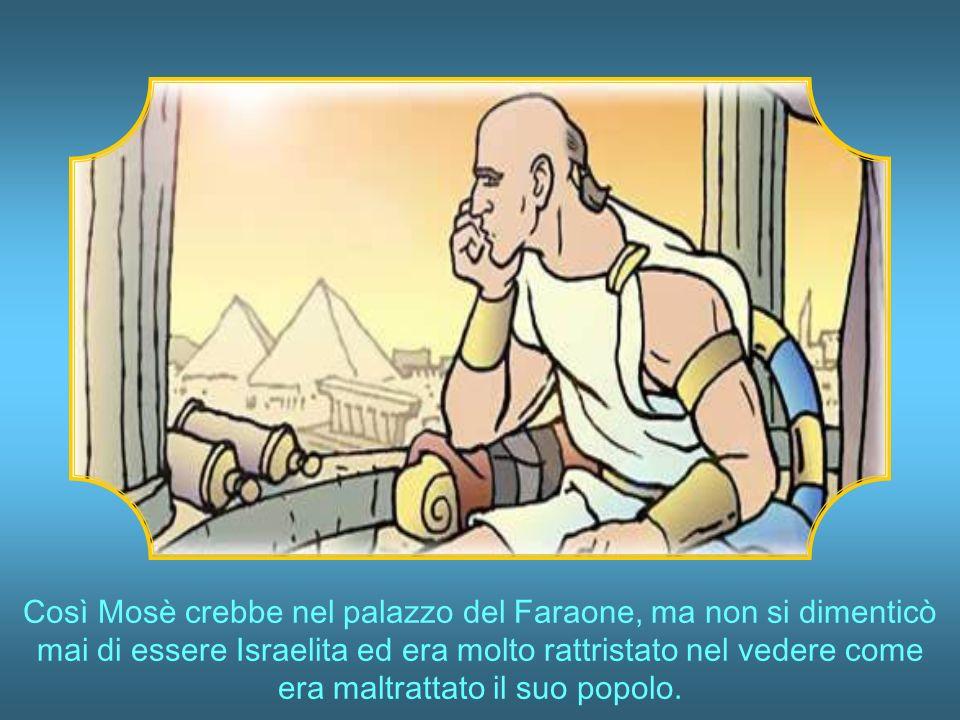 Tornarono dunque dal Faraone, ripetendo quanto Dio aveva detto loro.