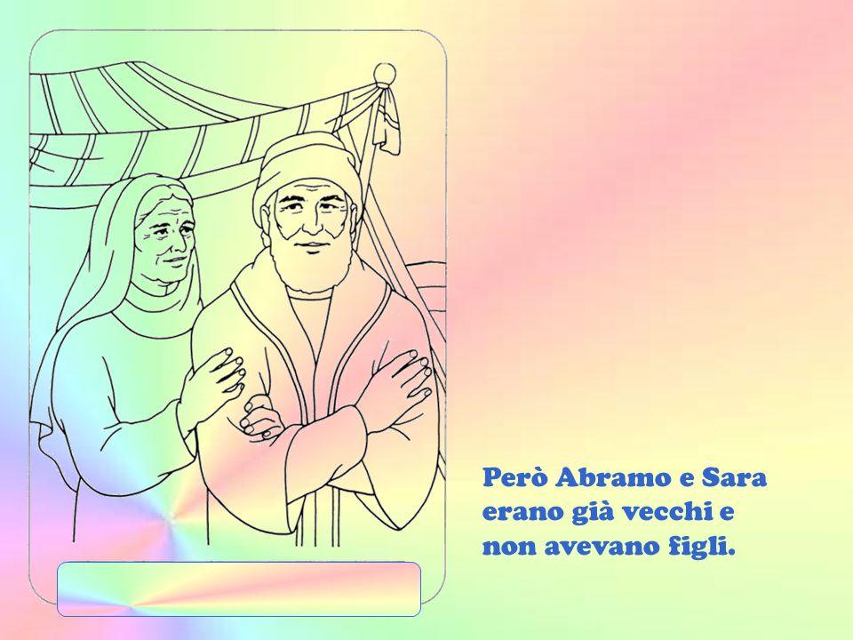 Dio promise di nuovo ad Abramo di dargli una numerosa discendenza.