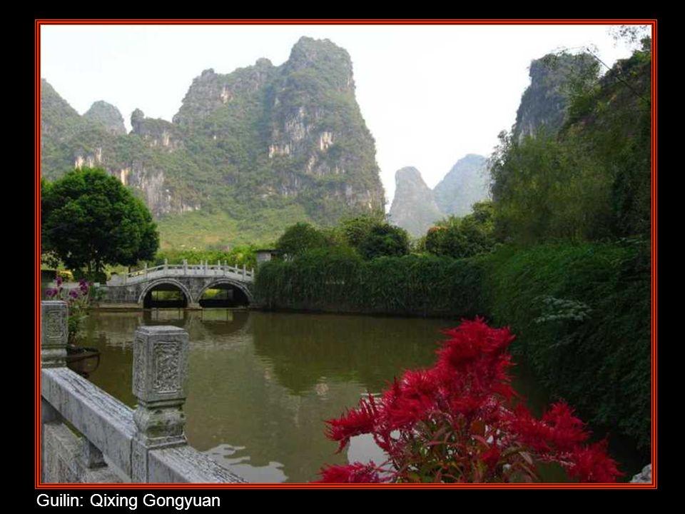 Guilin: Qixing Gongyuan