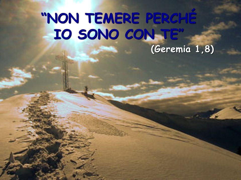 Avvenimenti particolari: IL MIO DESTINO È NELLE TUE MANI (Salmo 31,16) TUTTO CONCORRE AL BENE DI COLORO CHE AMANO DIO (Romani 8,28)