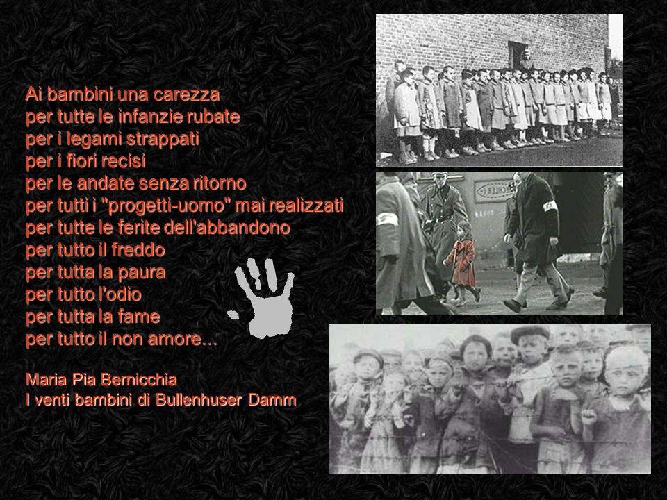 da Il silenzio dei vivi da Il silenzio dei vivi di Elisa Springer e lì ad Auschwitz – Birkenau, dalle ceneri sparse fra le zolle, continuerà a nascere