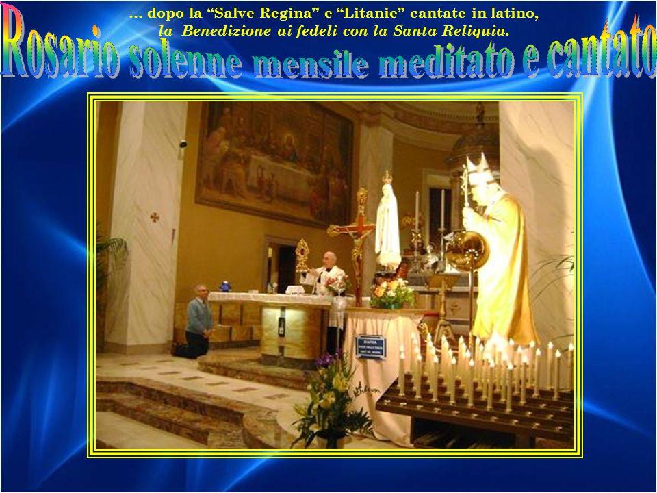 Solenne lettura della preghiera di S.E. Card. A.ngelo Comastri, dedicata a Maria per le famiglie (in vista del VII Incontro Mondiale delle Famiglie a