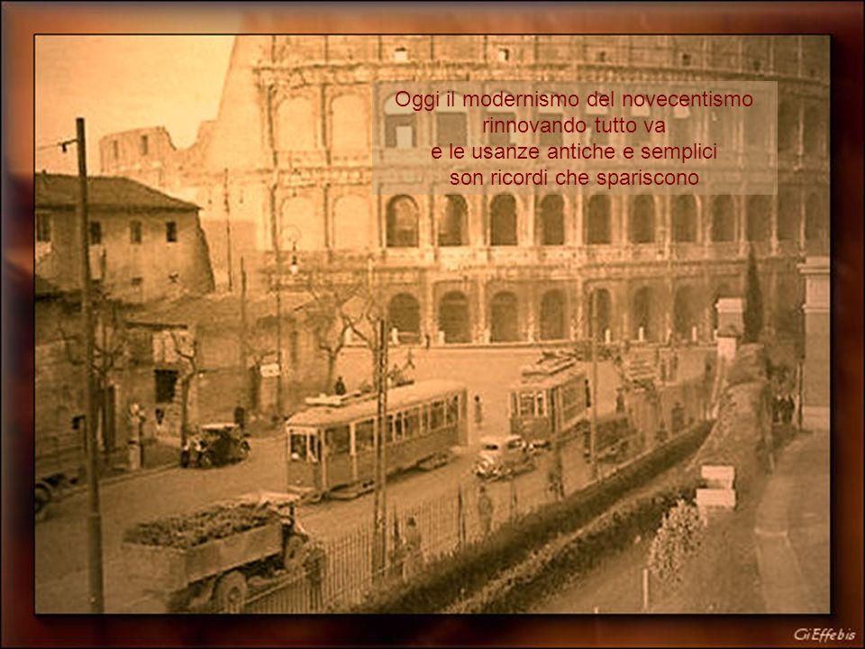 Questa è una raccolta di fotografie di Roma in bianco/nero della seconda metà dellottocento. Alle immagini, in parte danneggiate, è stato aggiunto un