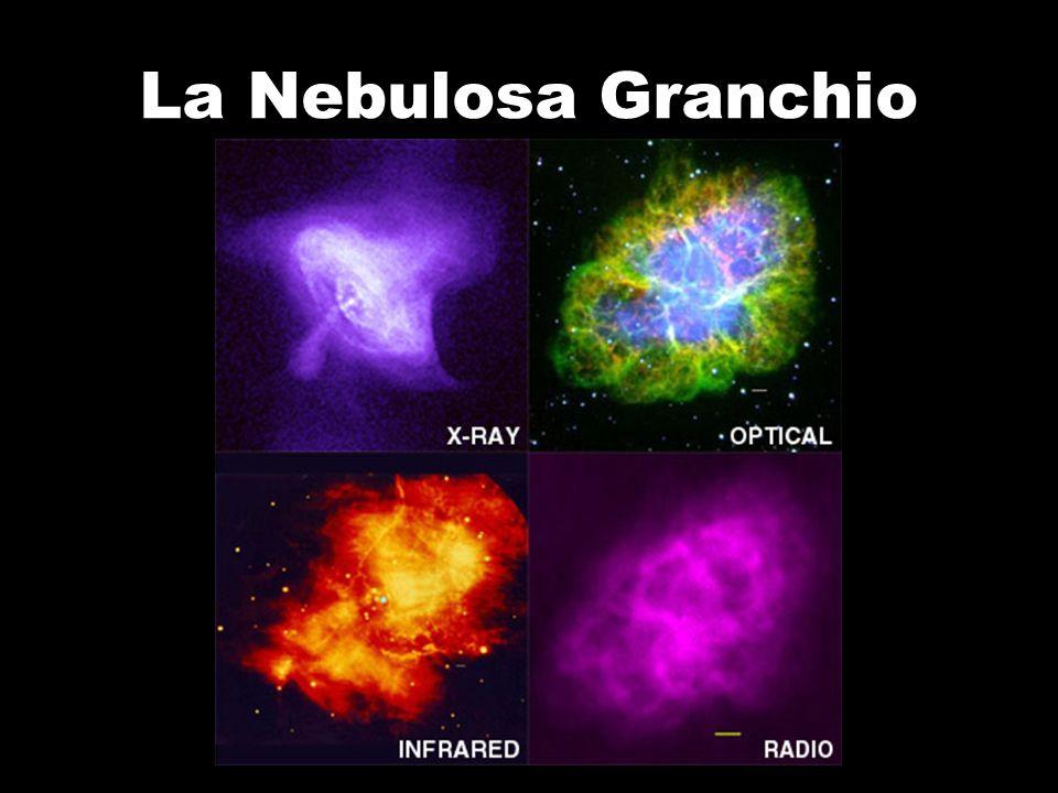 La Nebulosa Granchio
