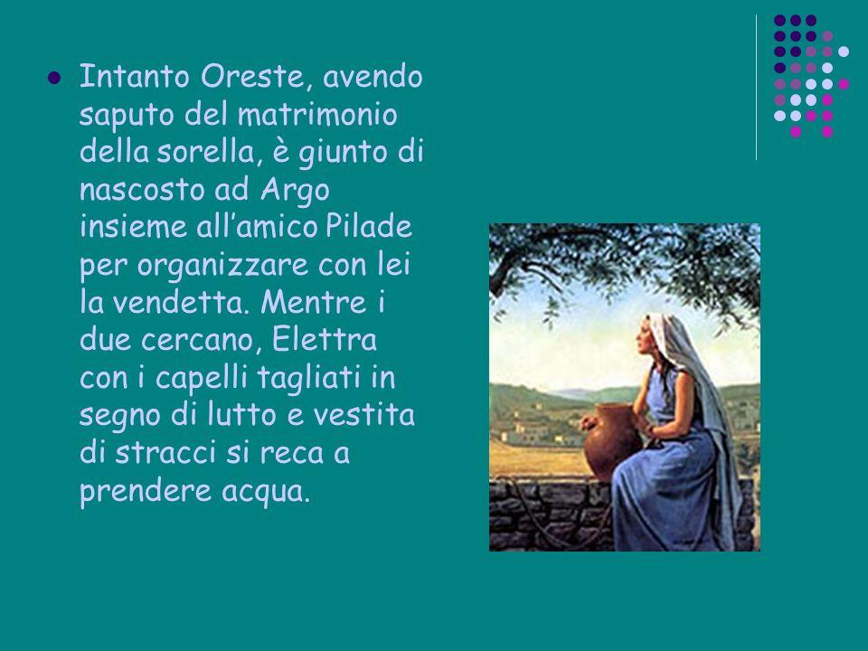 EPILOGO CON EX MACHINA Lintervento dei Dioscuri dimostra che per risolvere la situazione finale non rimaneva che ricorrere ad un intervento divino che sanasse tutte le contraddizioni.