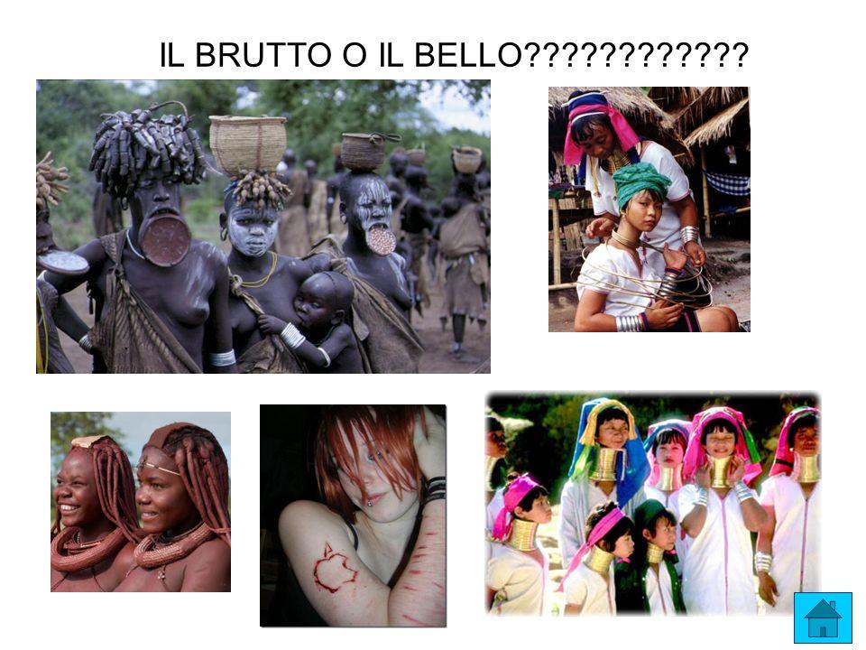 IL BRUTTO O IL BELLO????????????