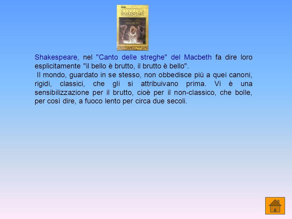Shakespeare, nel